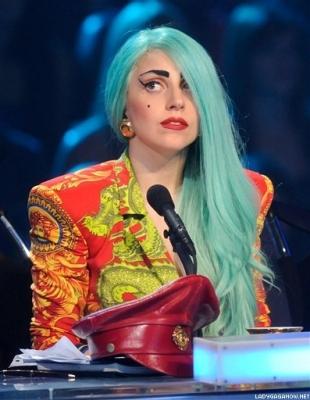 Lady Gaga on 'So Du Think Du Can Dance'