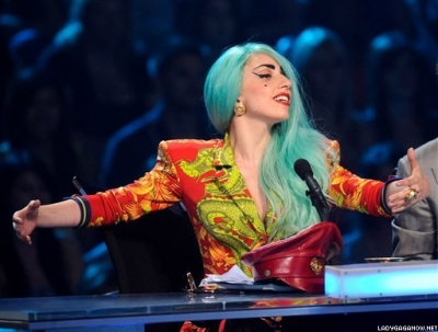 Lady Gaga on 'So You Think You Can Dance'