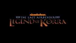 Legend of Korra logo