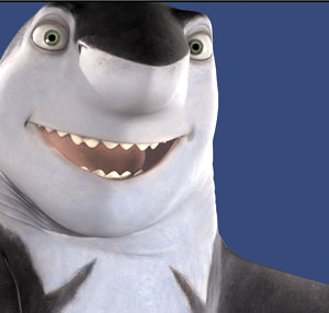 Shark Tale Lenny The Shark on oscar fish memes