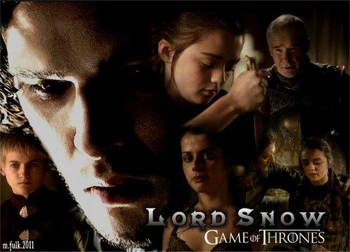 1x03- Lord Snow