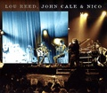 Lou Reed, John Cale + Nico - LIVE in Paris  - lou-reed photo