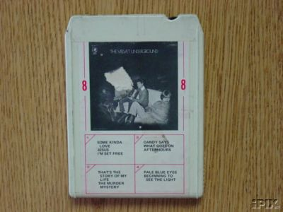 Lou Reed wallpaper called The Velvet Underground - 8 Track