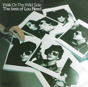 Lou Reed wallpaper with anime called Walk On The Wild Side - The Best of Lou Reed