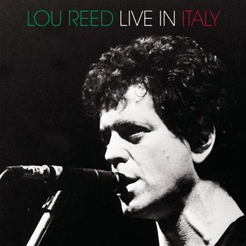 Lou Reed wallpaper containing a concert and a guitarist entitled Lou Reed - Live in Italy