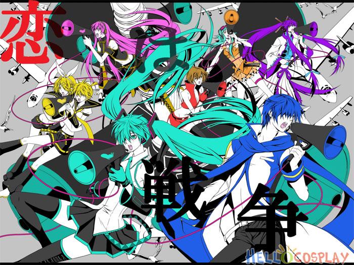Love is War - Vocaloids Photo (24174282) - Fanpop