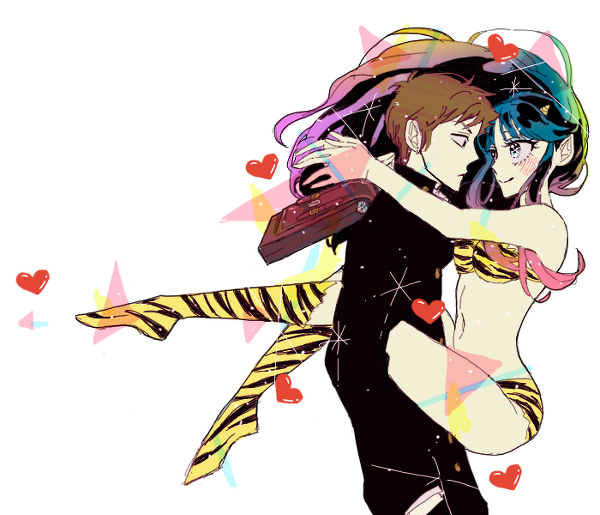 Urusei Yatsura Fan Art (24174036)