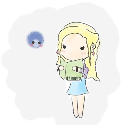 Luna Lovegood(: