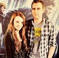 Luna&Neville <3