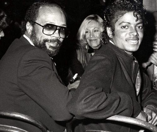 MJ B&W