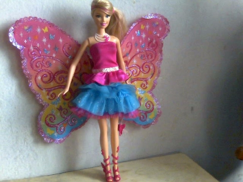 MY DOLL 芭比娃娃 A FAIRY SECRET!!!!!!