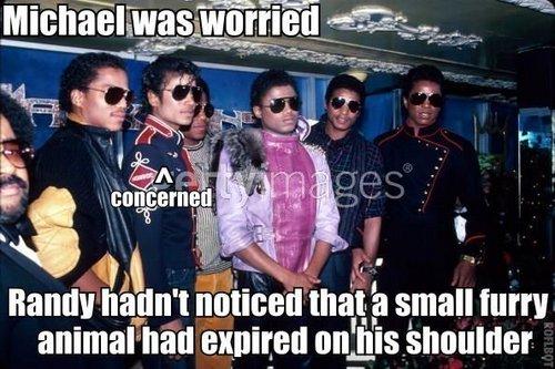 Macros Michael Jackson