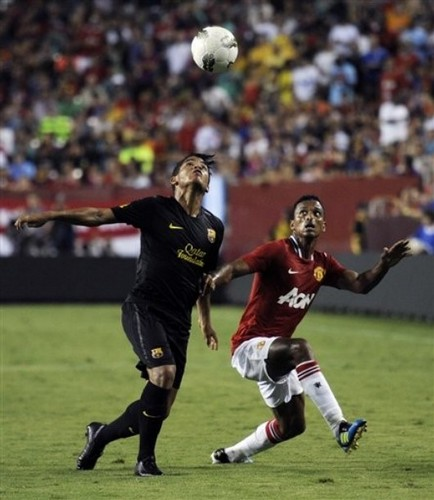 Manchester United - FC Barcelona (2:1)