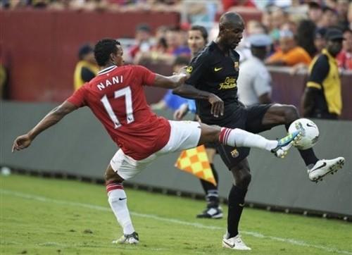 Manchester United - FC Barcelona (2:1)