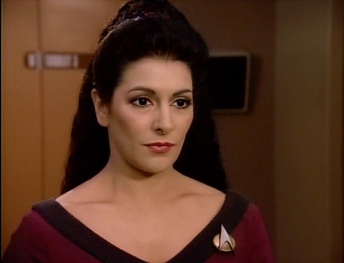 Counselor Deanna Troi Lingerie