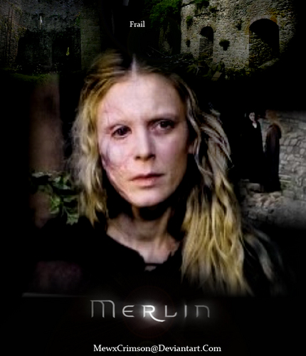 Merlin S4 Morgause Poster