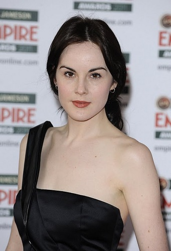 Michelle Dockery at the Empire Awards