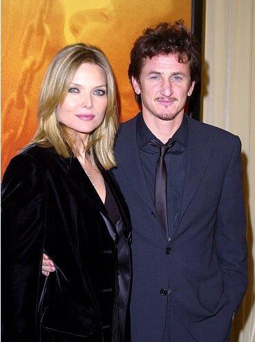 Michelle Pfeiffer and Sean Penn