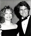 Michelle Pfeiffer and Tom Cruise - michelle-pfeiffer photo