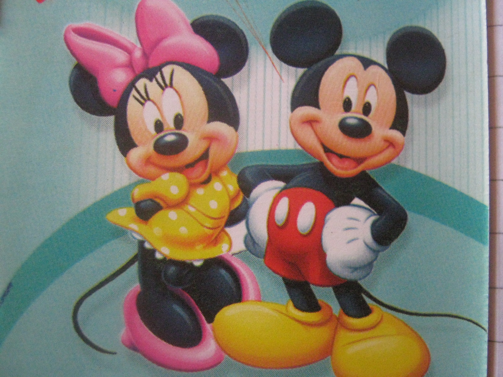 Mickey minnie mickey et minnie photo 24139925 fanpop - Minni et mickey ...