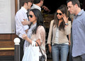 Mila's Parisian shopping spree - mila-kunis photo