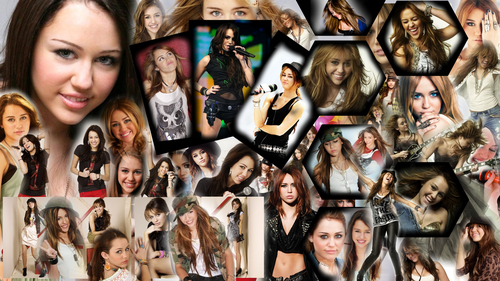 Miley Cyrus Wallpaper - miley-cyrus Photo