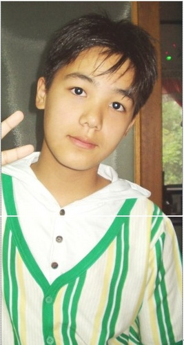 Mir as a kid :)
