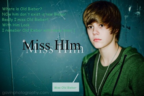Miss Old Bieber