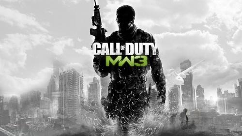 Modern Warfare 3!