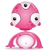 Monster avatar - pink-color icon