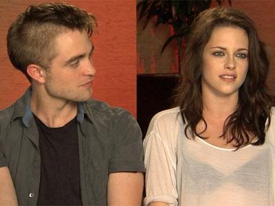 Kristen Stewart  Robert Pattinson Interviews on Kristen S Interview With Cineplex   Robert Pattinson   Kristen Stewart