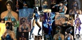 Mortal Kombat 9 Collage - mortal-kombat fan art
