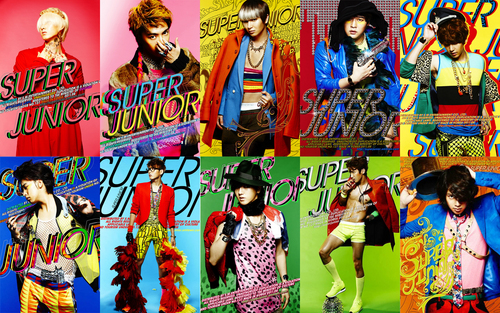 Super Junior wallpaper called Mr. Simple Wallpaper