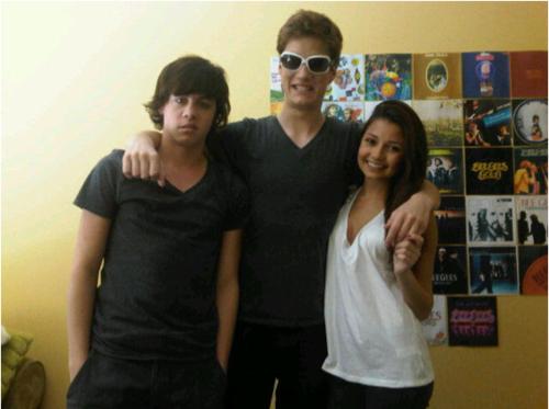 Munro,Justin,and Cristine