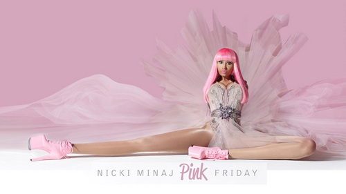 NICKI MINAJ :P - female-rappers Photo