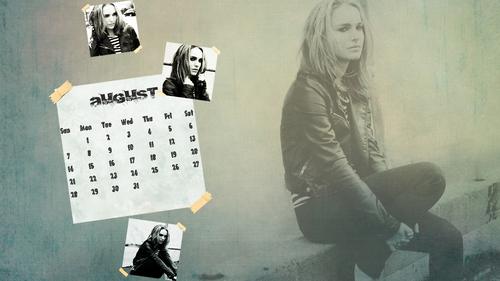 NP.COM Calendar - August