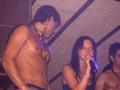 Natasha Klauss party