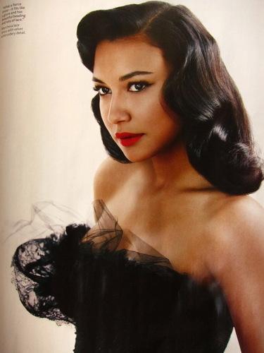 Naya Rivera - InStyle Photoshoot