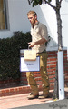 New candids of Cam Gigandet in Los Angeles. - cam-gigandet photo