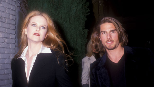 Nicole and Tom @ Interview With The Vampire Premiere