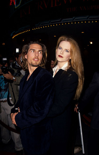 Nicole Kidman Images Nicole And Tom Interview With The Vampire Premiere Wallpaper And