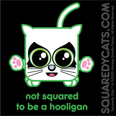 Not Squared To Be a Hooligan
