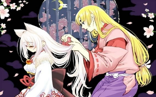 Okami and Waka