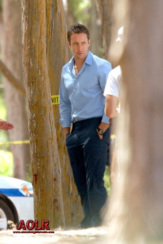 On Hawaii Five-0 Set - July 28