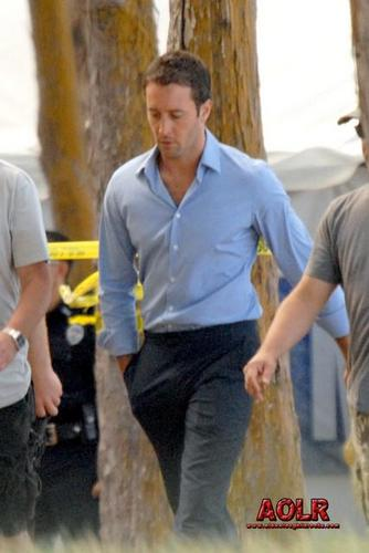 On Hawaii Five-0 Set - July 28