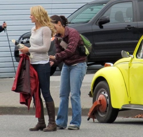 Once Upon A Time - Set foto-foto - 31st July