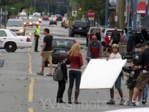 Once Upon A Time - Set Photos - 31st July