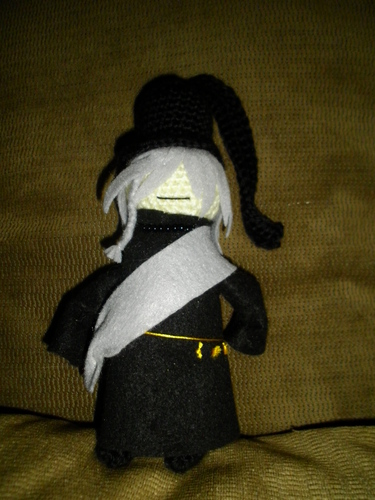 Original Undertaker Amigurumi