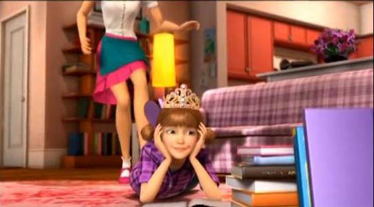 PCS: Blair's lil' sis - barbie-movies photo
