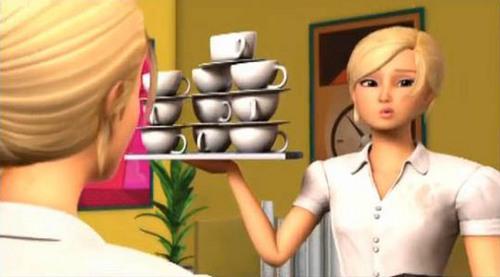 PCS: Waiter isn't a work, it's DAMN WORK!
